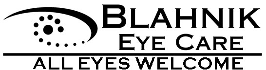 Blahnik Eye Care Logo
